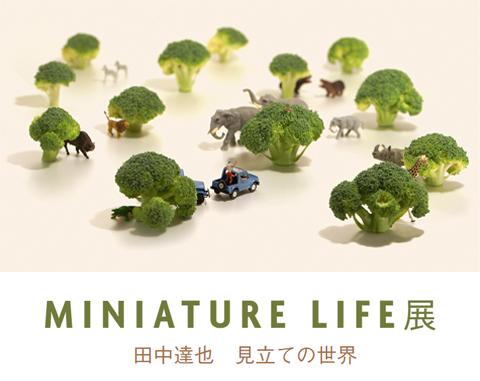 MINIATURE LIFE展 特設ページへ