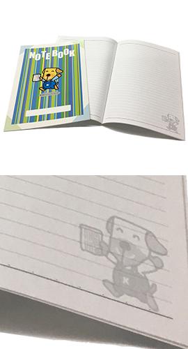 にゅーすけ ノート(B5サイズ)
