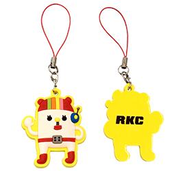 R(ロボット)・ケイシー キーホルダー