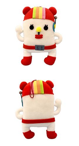 R(ロボット)・ケイシー 人形