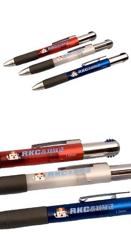 R(ロボット)・ケイシー 3色ボールペン